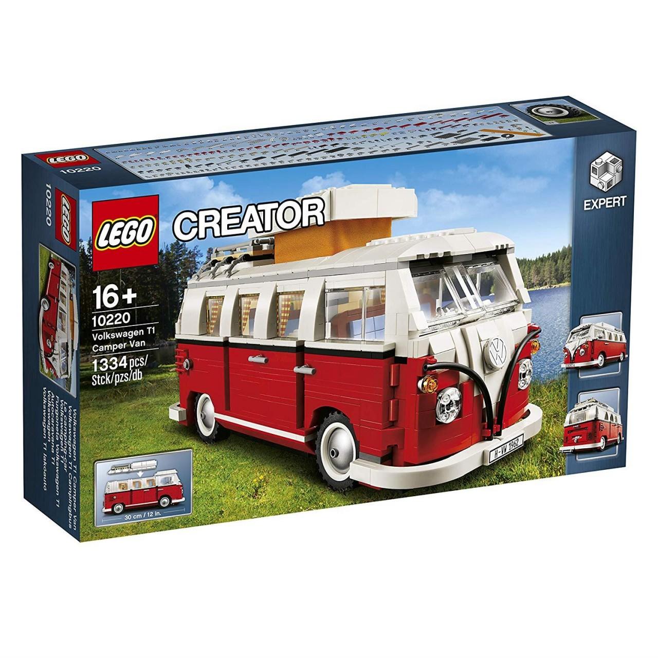 Lego Creator 10220 - Volkswagen T1 Campingbus