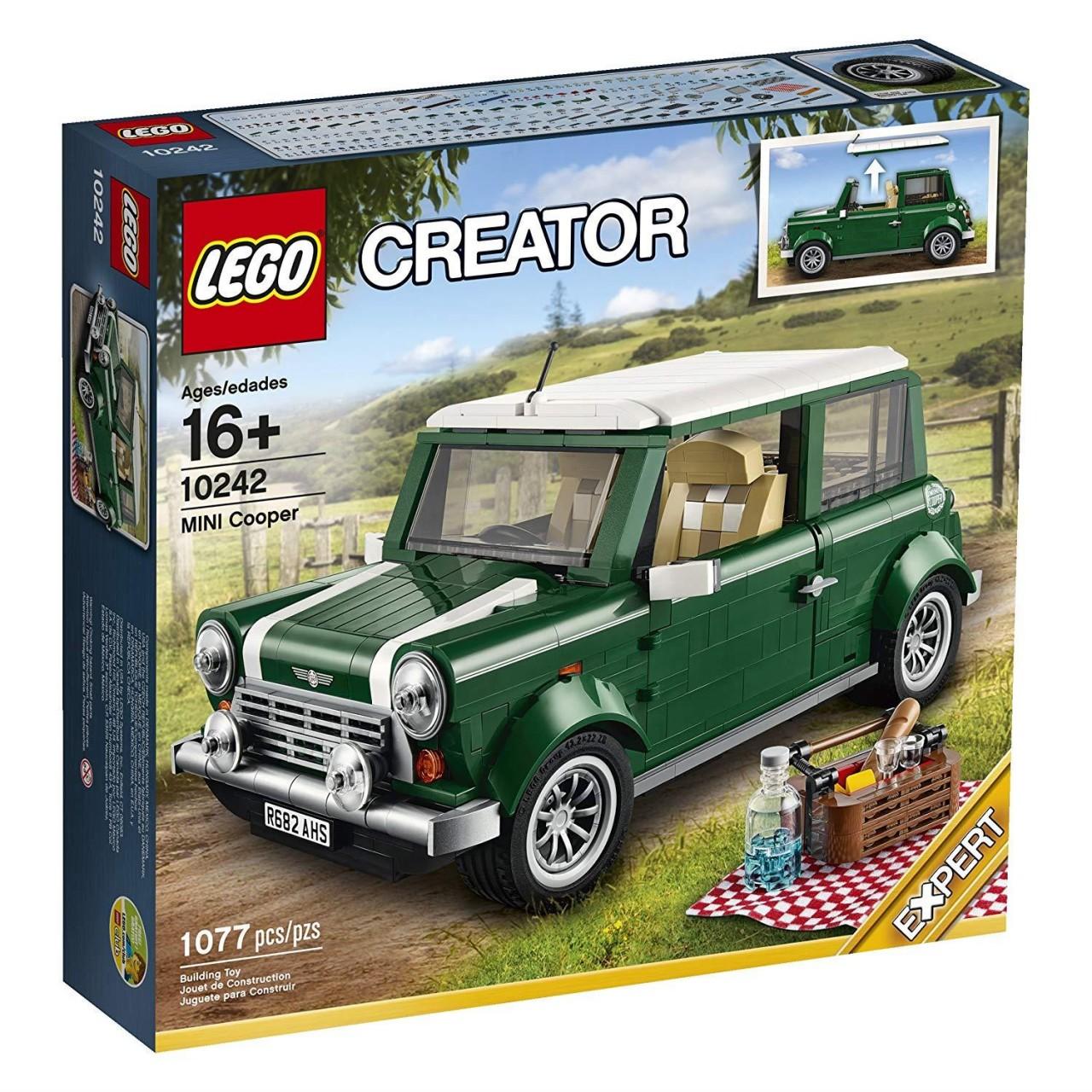 Lego Creator 10242 - MINI Cooper