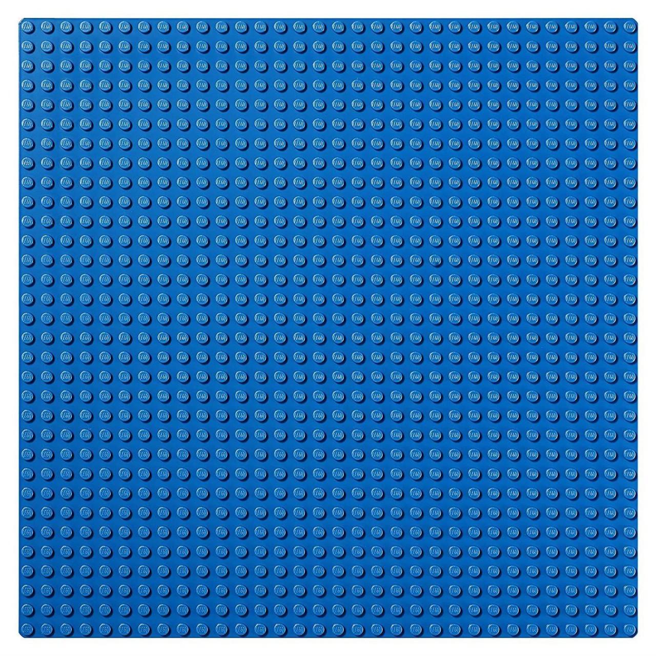 LEGO CLASSIC 10714 Bauplatte Blau