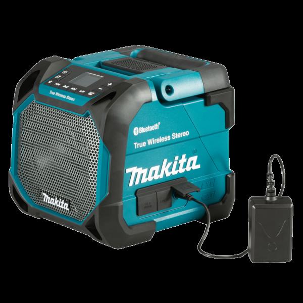 Makita Bluetooth-Lautsprecher DMR203  Baustelle Freizeit ohne Ladegerät und Akku