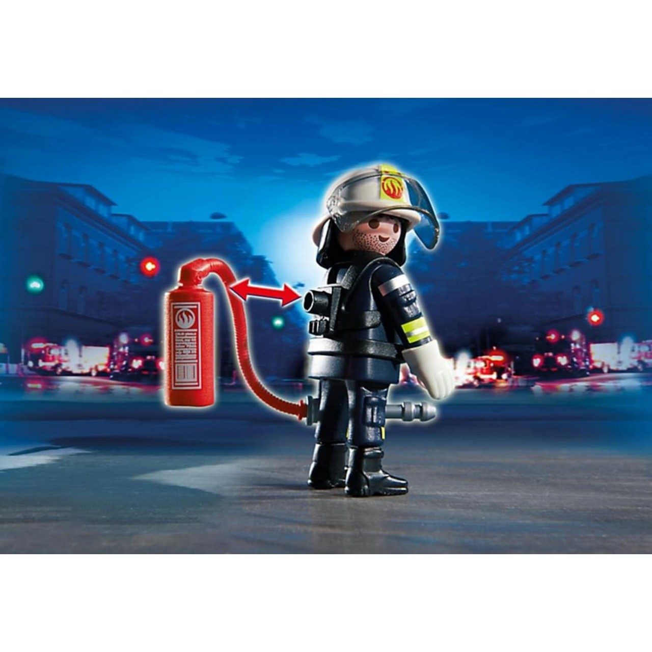 Playmobil 5366 Feuerwehr-Team