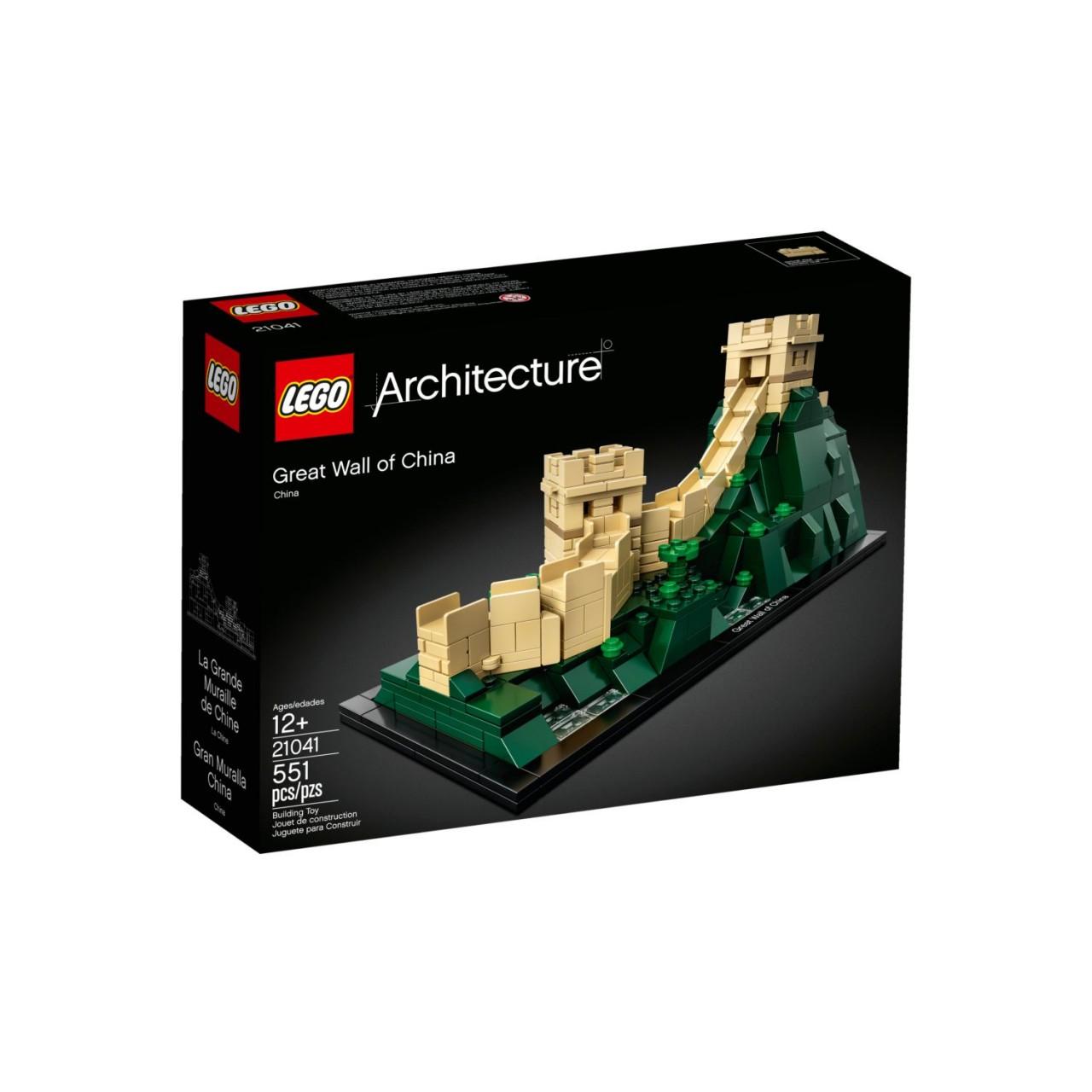 LEGO ARCHITECTURE 21041 Die Chinesische Mauer