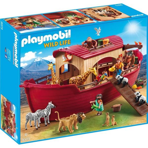 PLAYMOBIL 9373 Arche Noah Wild Life