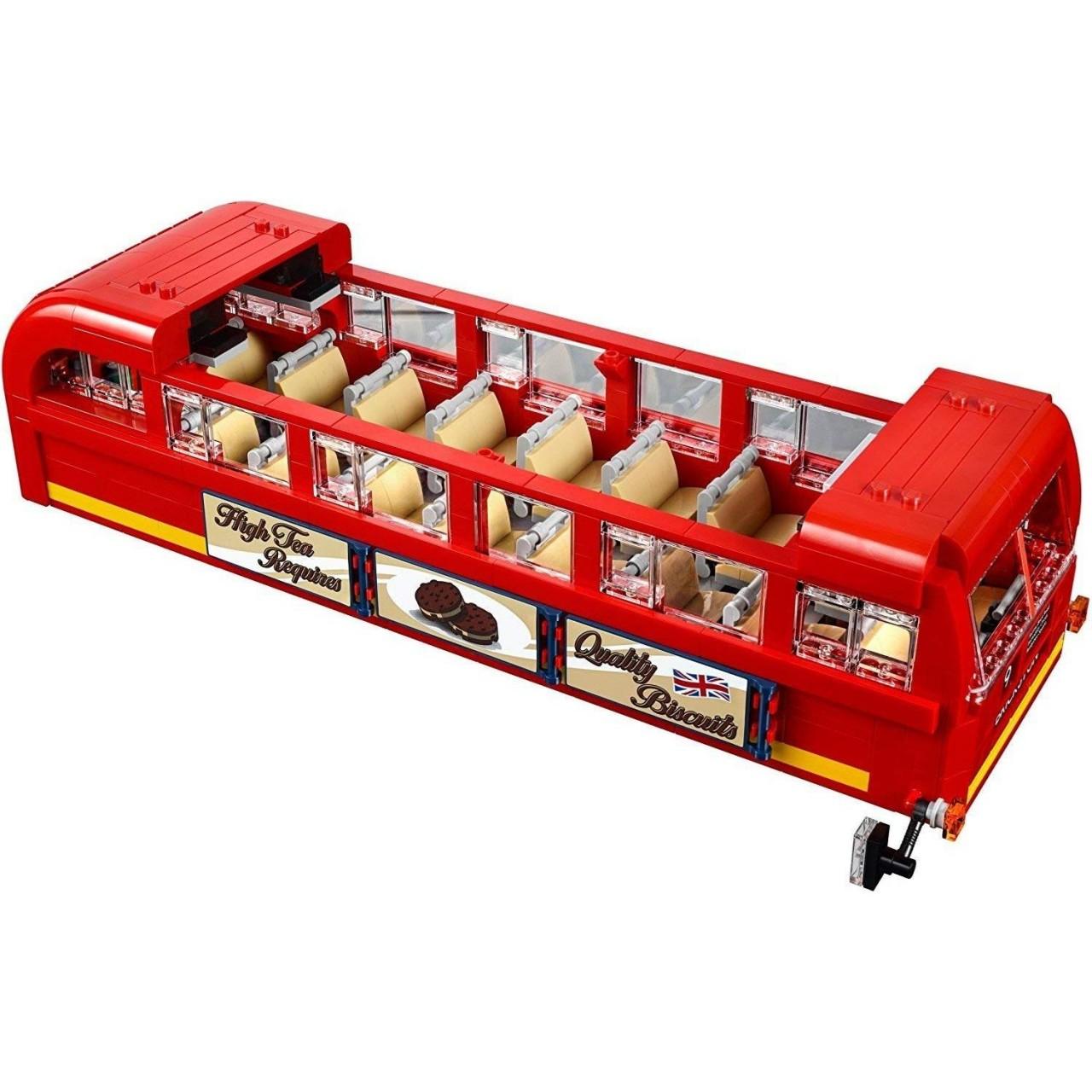 LEGO CREATOR 10258 Londoner Bus