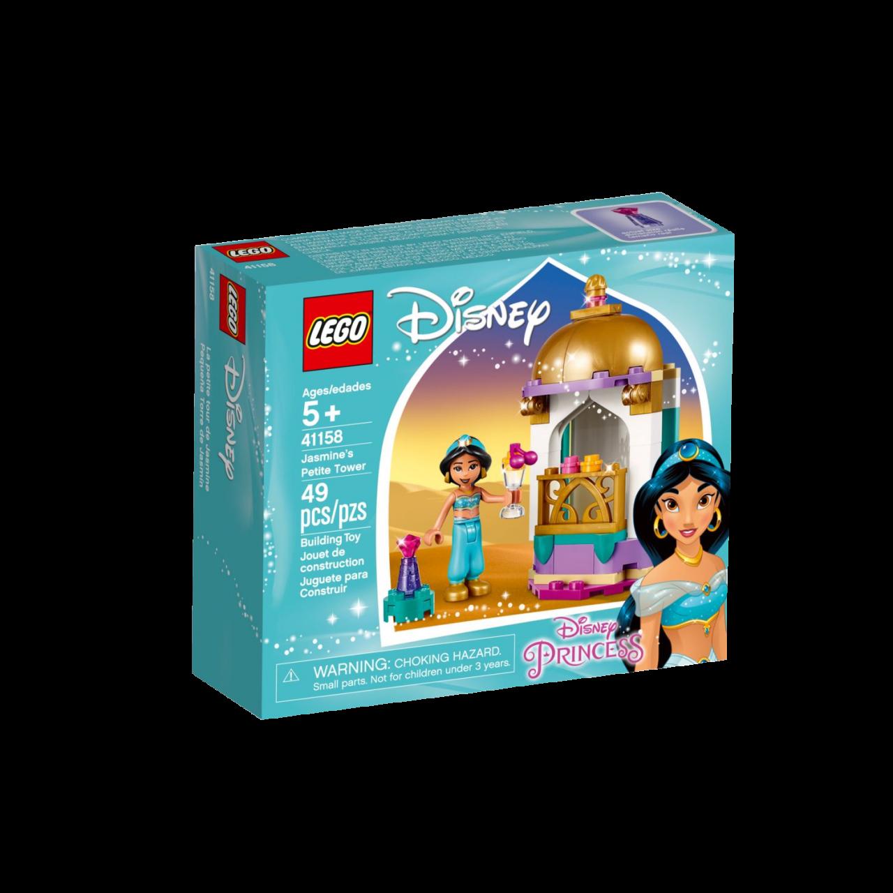 LEGO DISNEY 41158 Jasmins kleiner Turm