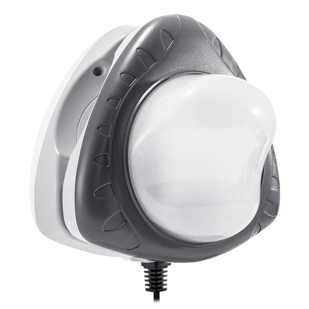 Intex magnetische Poolbeleuchtung LED Pool Licht Schwimmbecken Wandlicht 28698