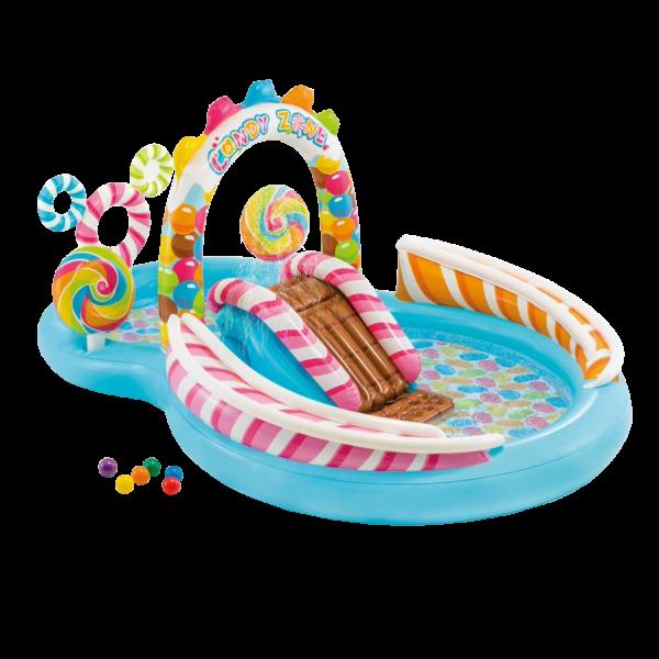 Intex 57149 Playcenter Candy Planschbecken Schwimmbad Pool