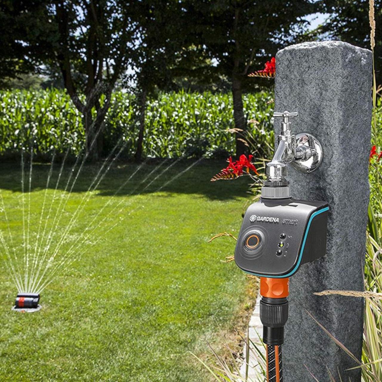 Gardena 19031-20 smart Water Control Bewässerungssteuerung per App Bewässerung