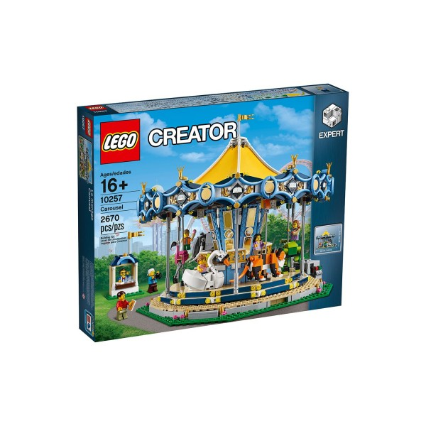LEGO CREATOR 10257 Karussell