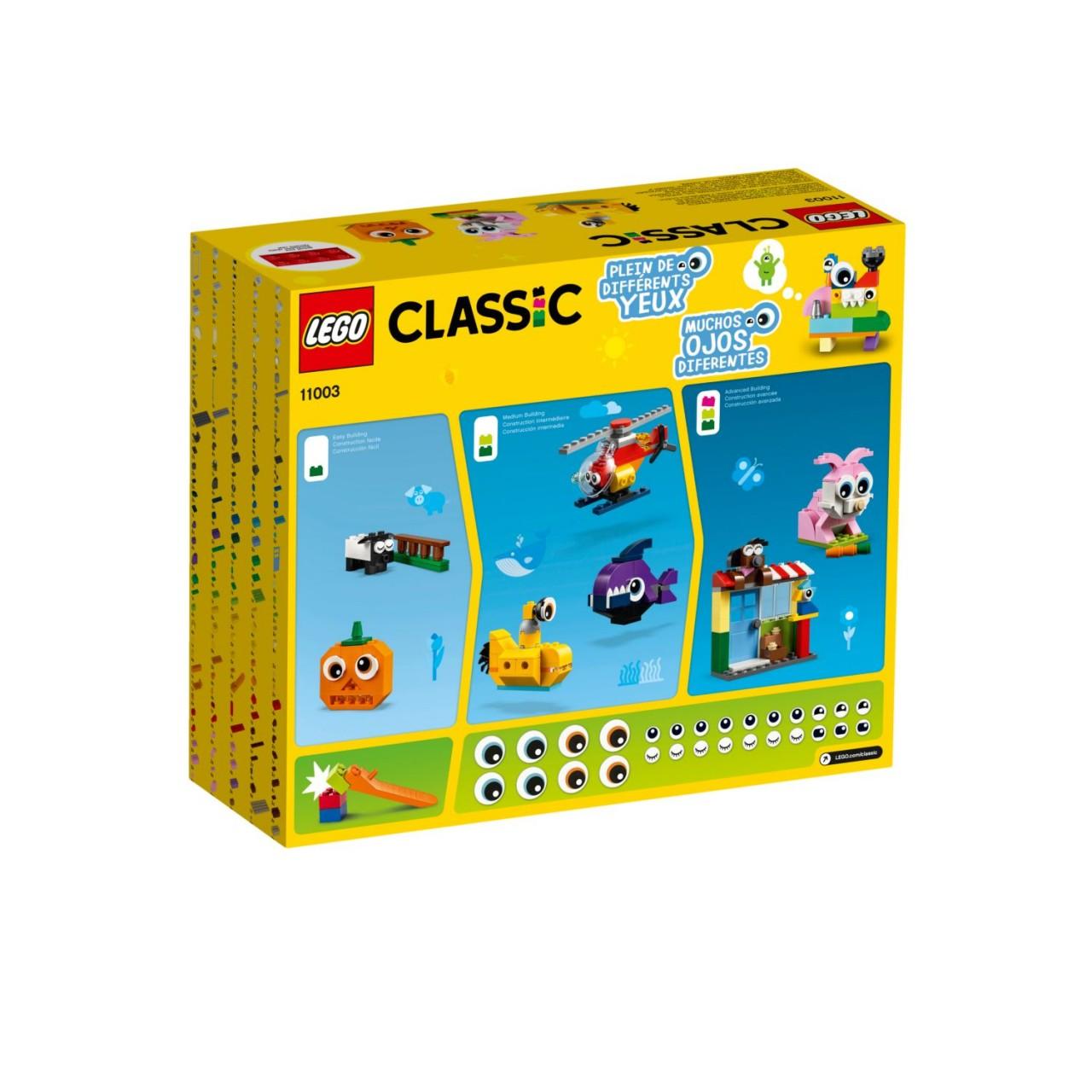 LEGO CLASSIC 11003 Bausteine