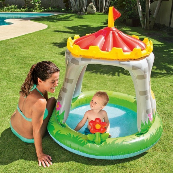 "Intex 57122NP Babypool ""Royal Castle"""