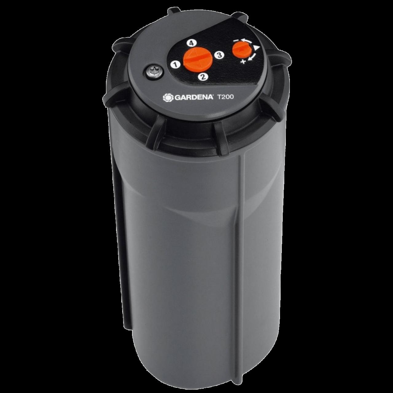 Gardena 8203-29 Sprinklersystem Turbinen-Versenkregner T 200