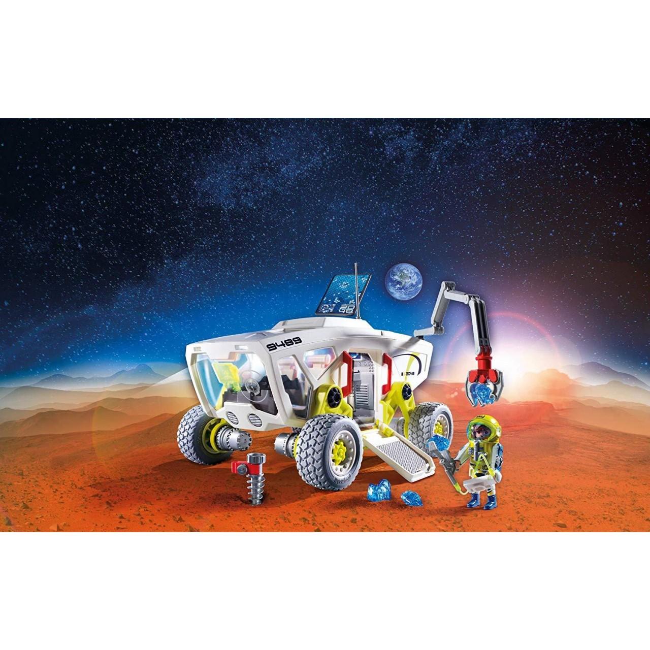 Playmobil 9489 Mars-Erkundungsfahrzeug