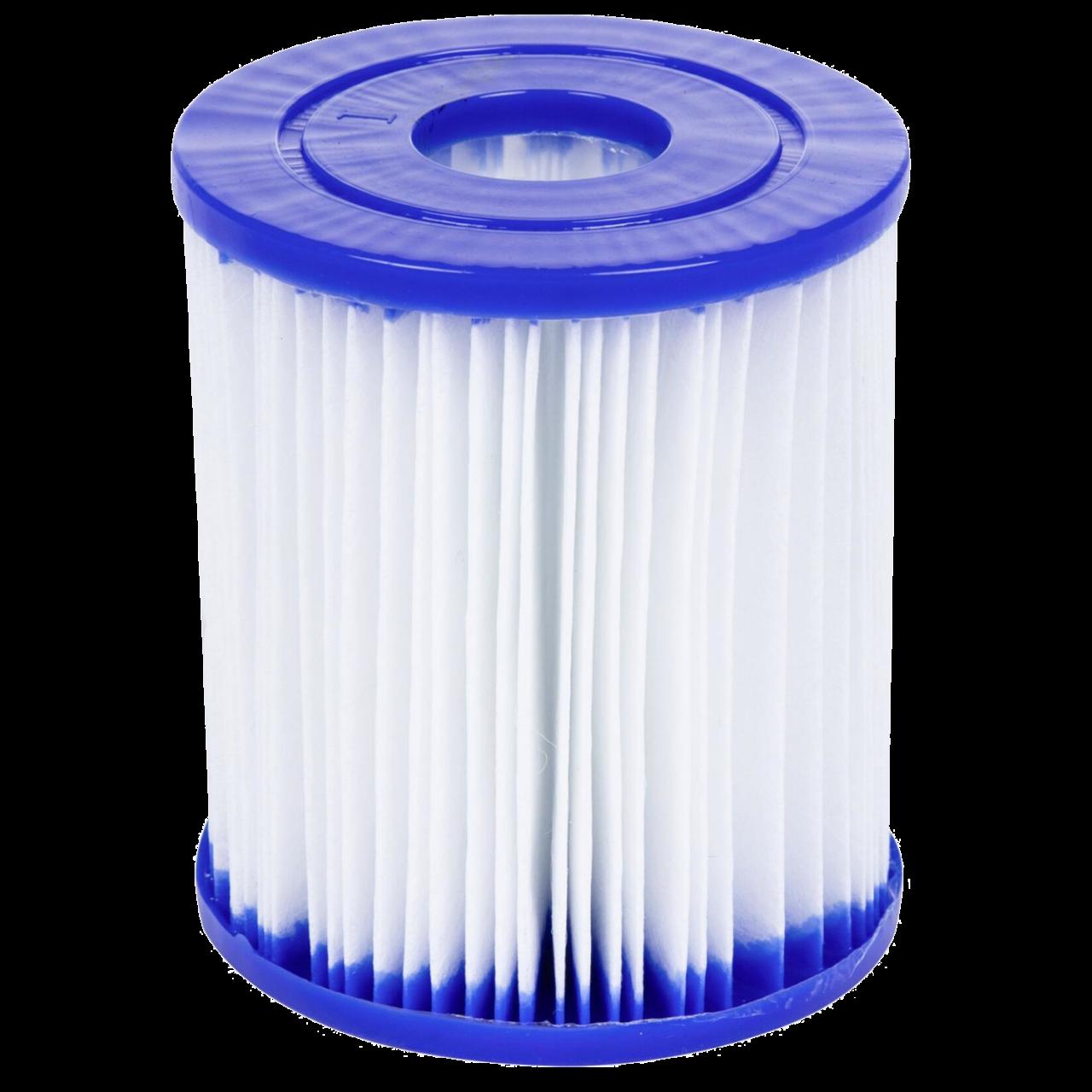 Bestway Filterkartusche Größe 1 12er-Pack für Quick Up Pool Filterpatrone 58093