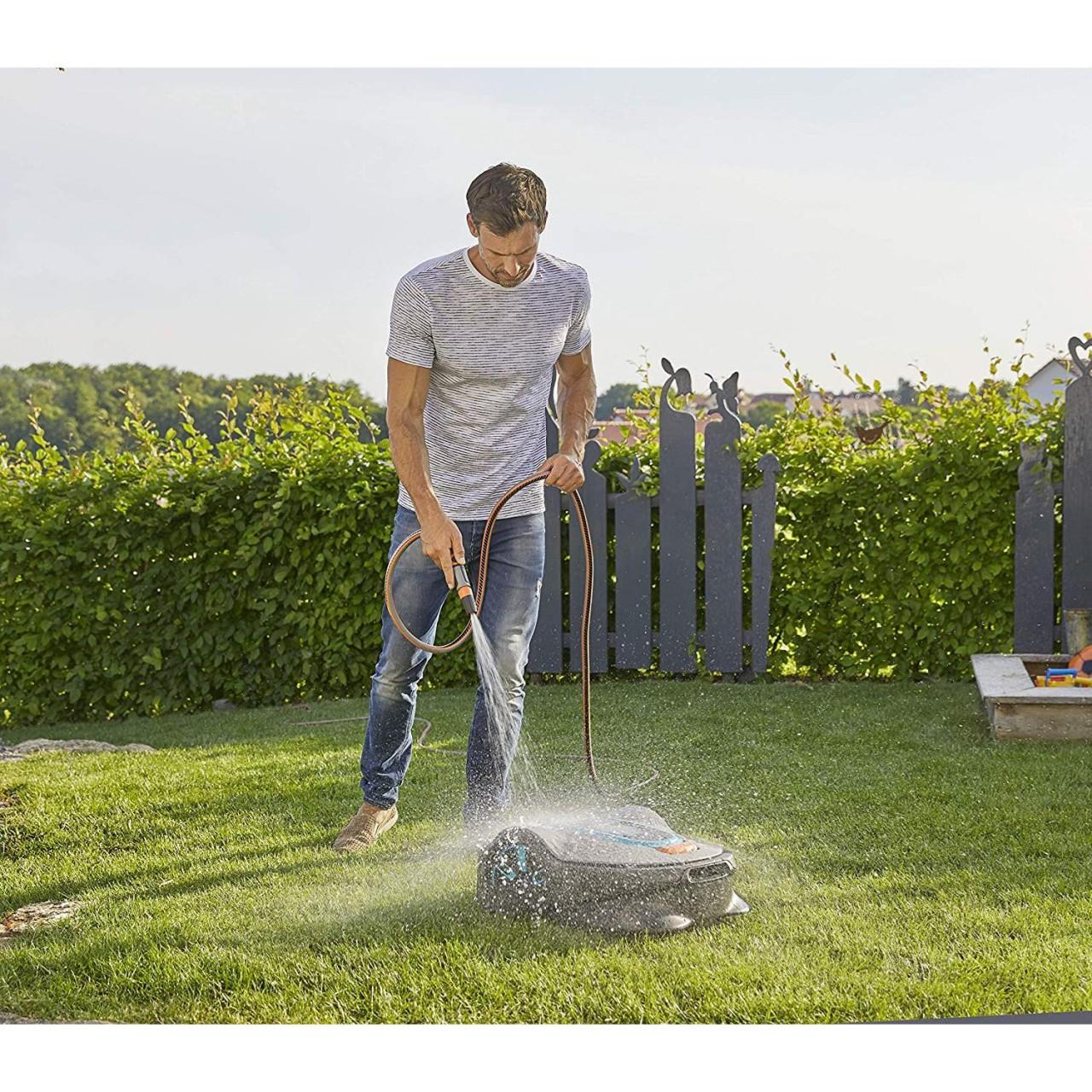 Gardena SILENO life 15103-20 Mähroboter Rasenmäher Roboter bis zu 1.250m² Garten