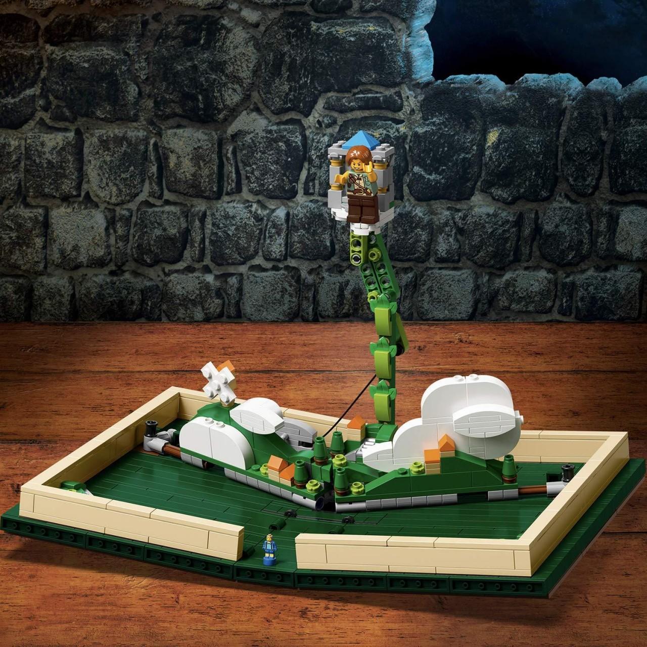 LEGO IDEAS 21315 Pop-Up-Buch