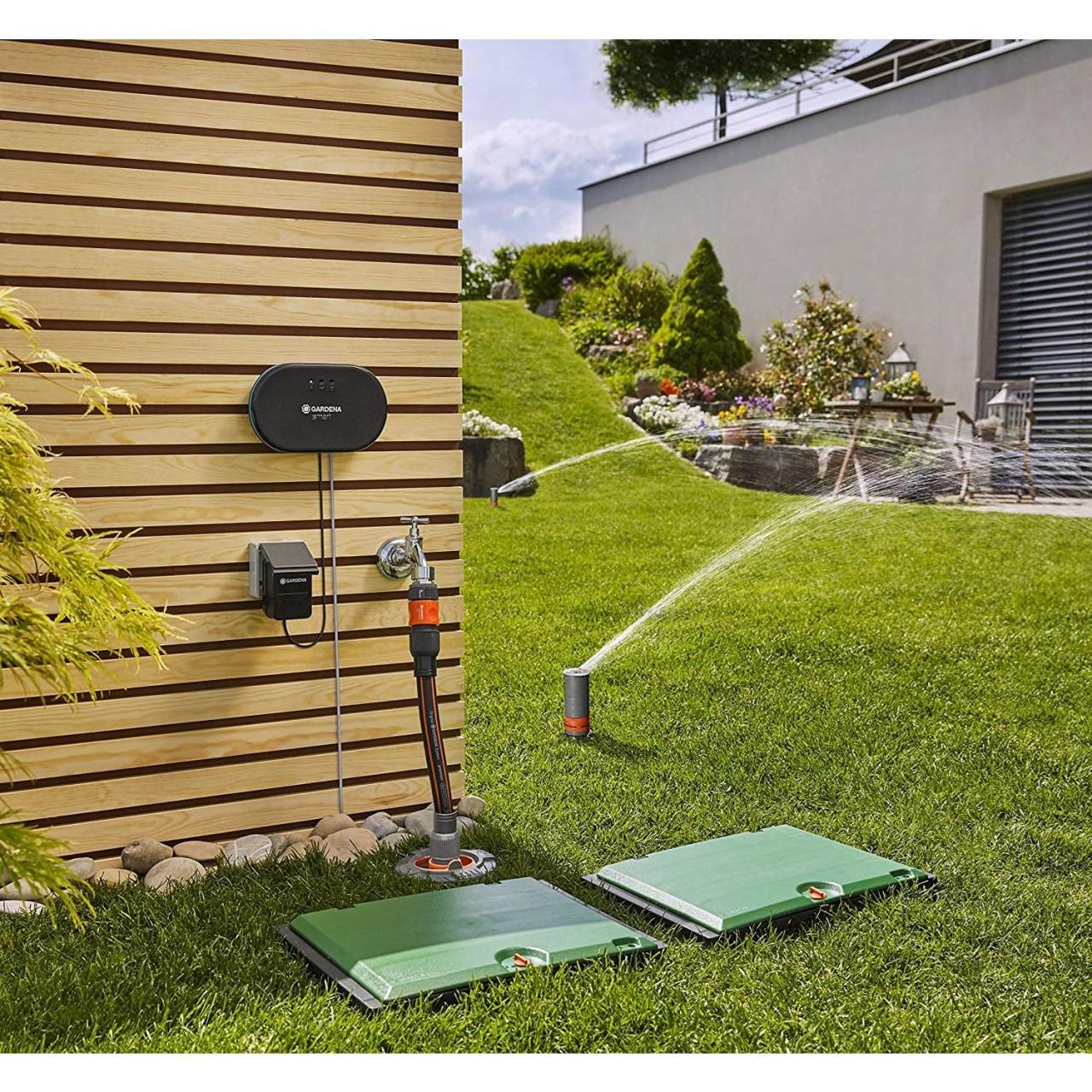 Gardena smart Irrigation Control 19032-20 Bewässerungssteuerung App Bewässerung