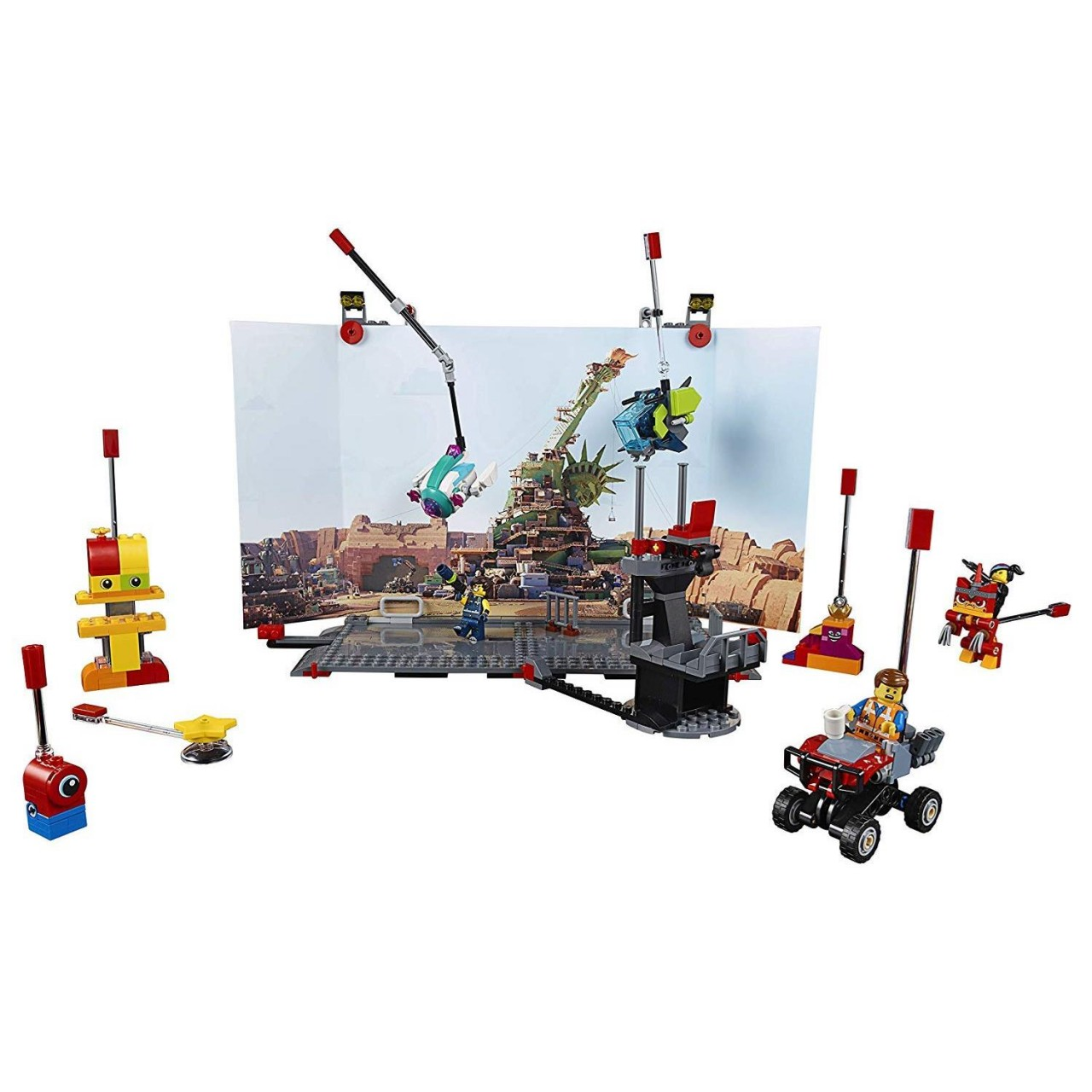THE LEGO MOVIE 2 70820 Movie Maker