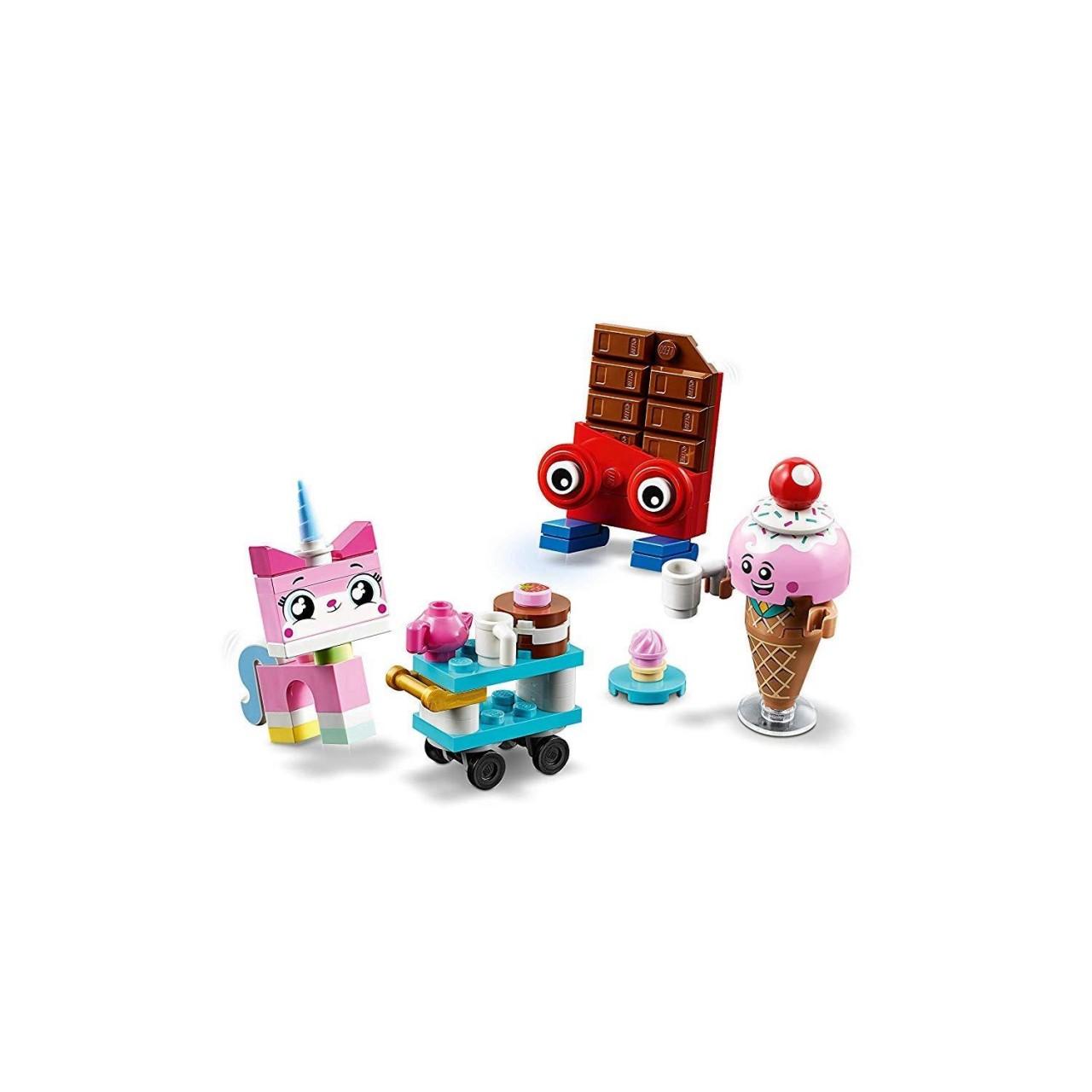 THE LEGO MOVIE 2 70822 Einhorn Kittys niedlichste Freunde ALLER ZEITEN!
