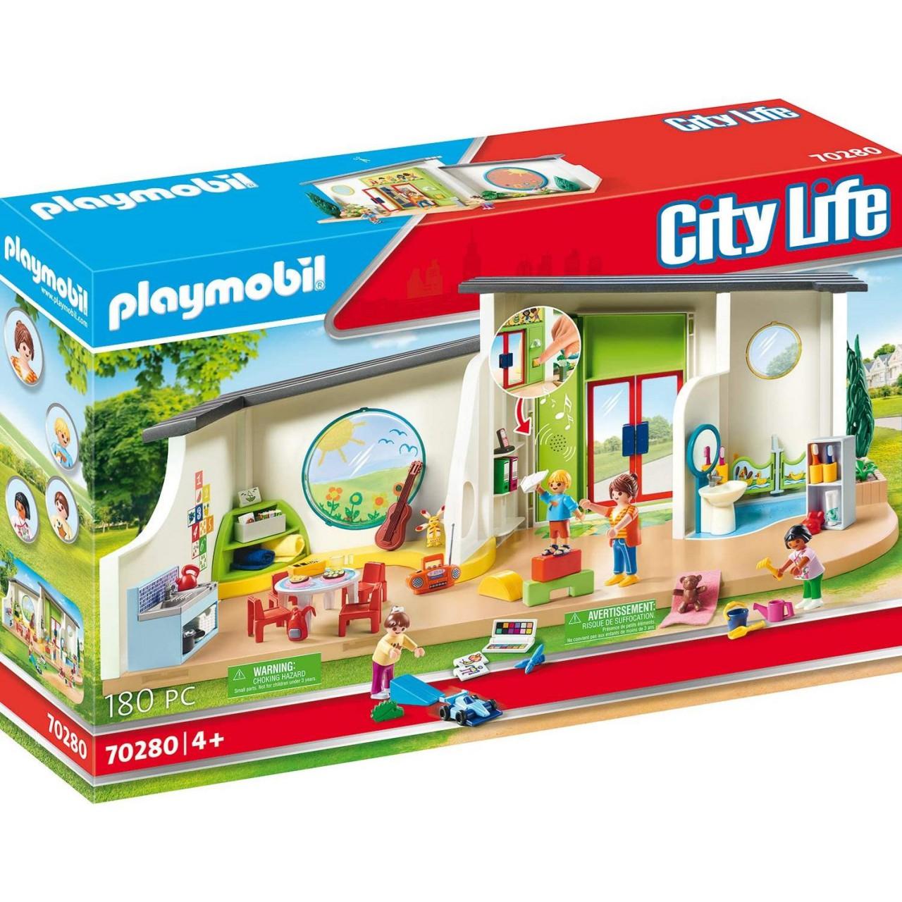 """Playmobil 70280 KiTa """"Regenbogen"""""""