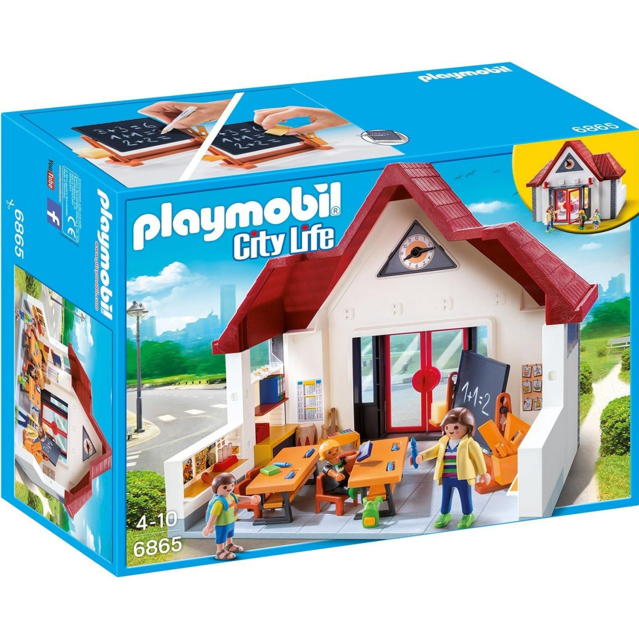 Playmobil 6865 Schulhaus