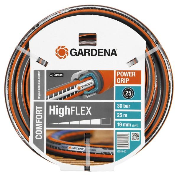 Gardena Comfort HighFLEX Schlauch 18083-20 Gartenschlauch Wasserschlauch 25m
