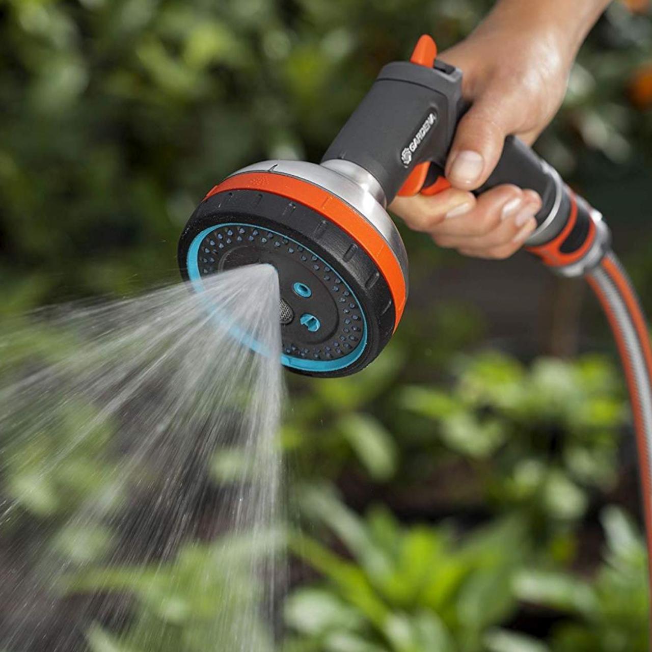 Gardena 18317-20 Premium Multibrause Bewässerung Brause Garten Sprüher Wasser