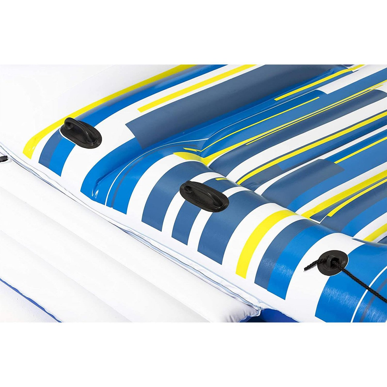 Bestway 43105 Tropical Breeze Badeinsel Luftmatratze Sonnendach 6 Personen