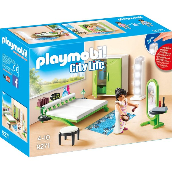 Playmobil 9271 Schlafzimmer