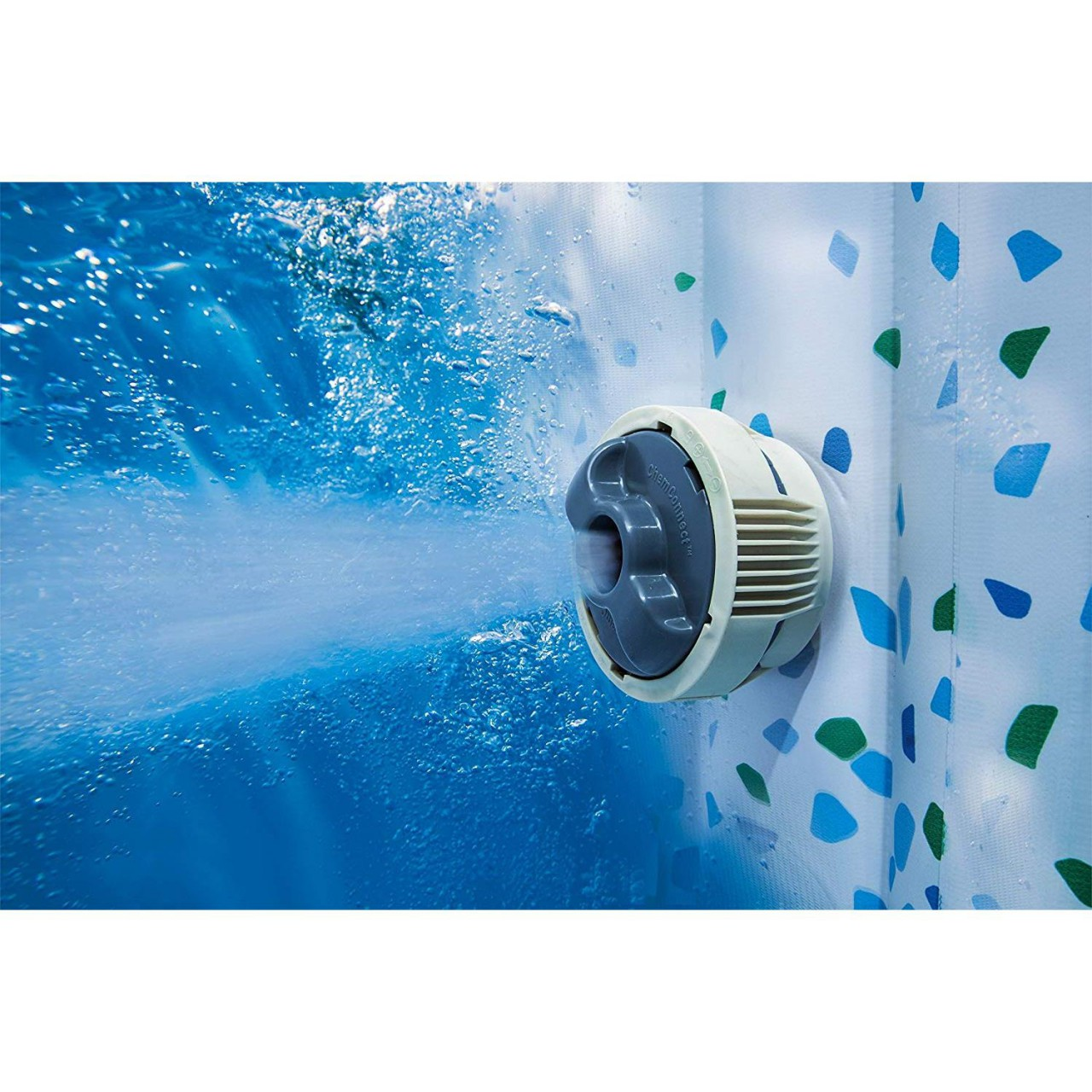 Bestway 54138 Whirlpool Lay Z Spa Hawaii HydroJet Pro Heizung 180x71cm