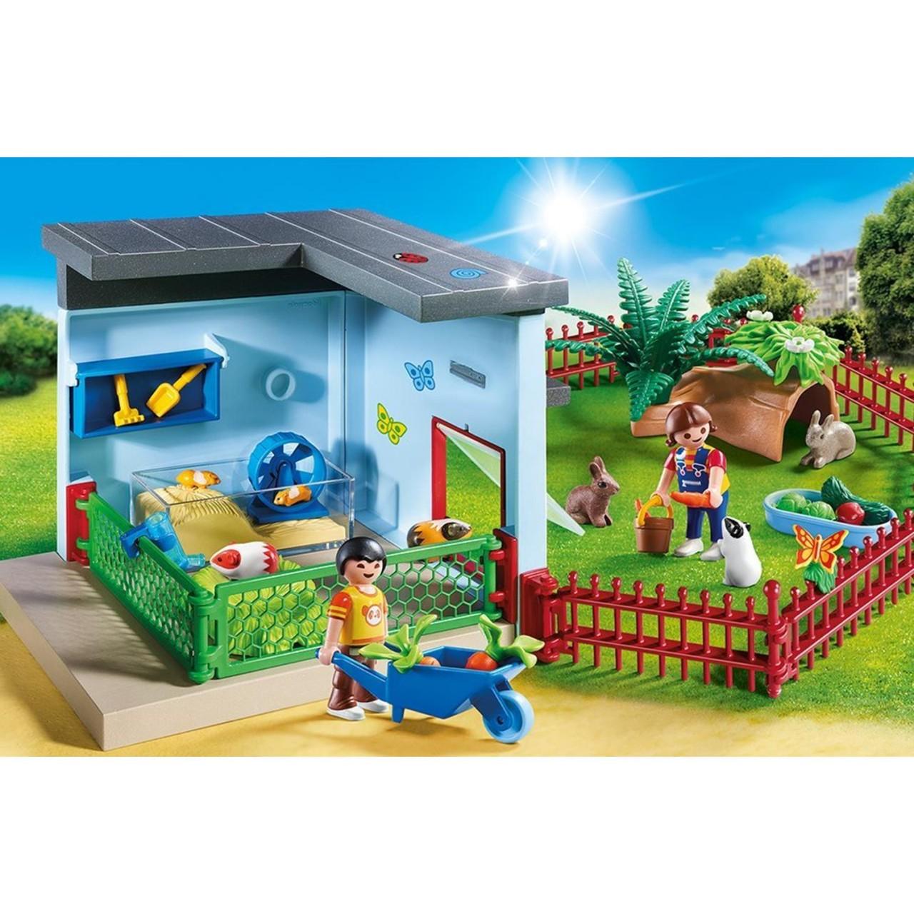 Playmobil 9277 Kleintierpension