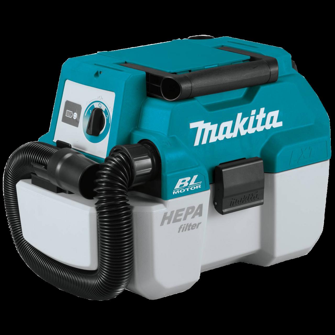 Makita DVC750LZX1 Akku-Staubsauger 7,5 l inkl. Zubehör