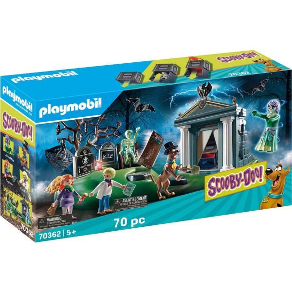 Playmobil 70362 SCOOBY-DOO! Abenteuer auf dem Friedhof