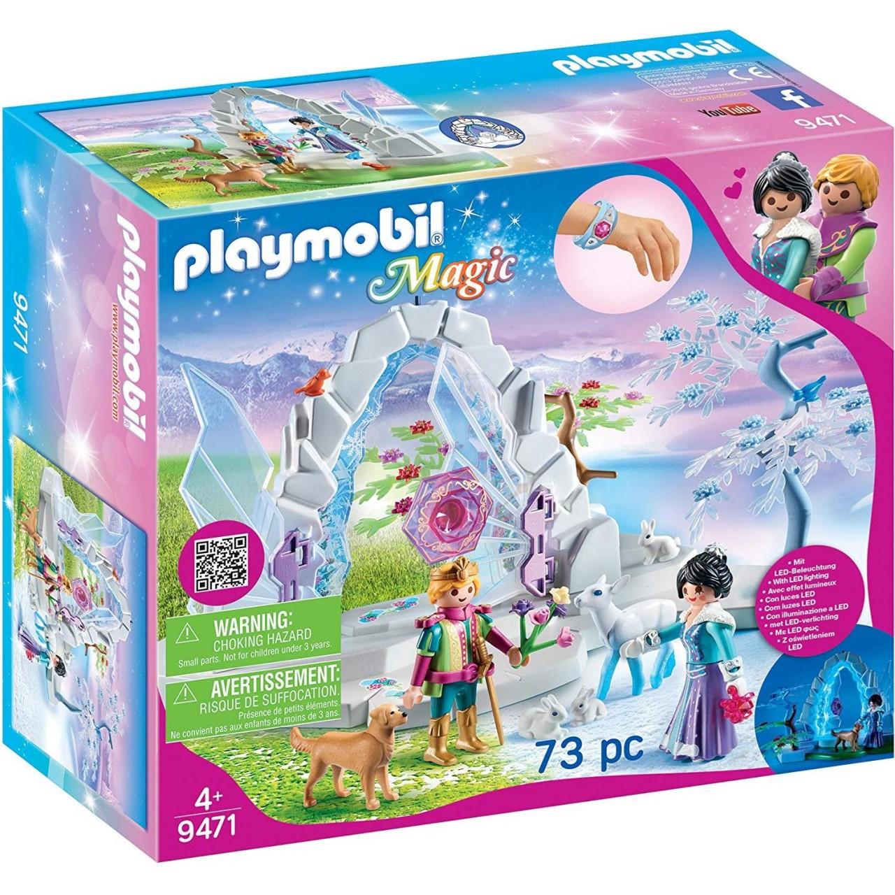 Playmobil 9471 Kristalltor zur Winterwelt