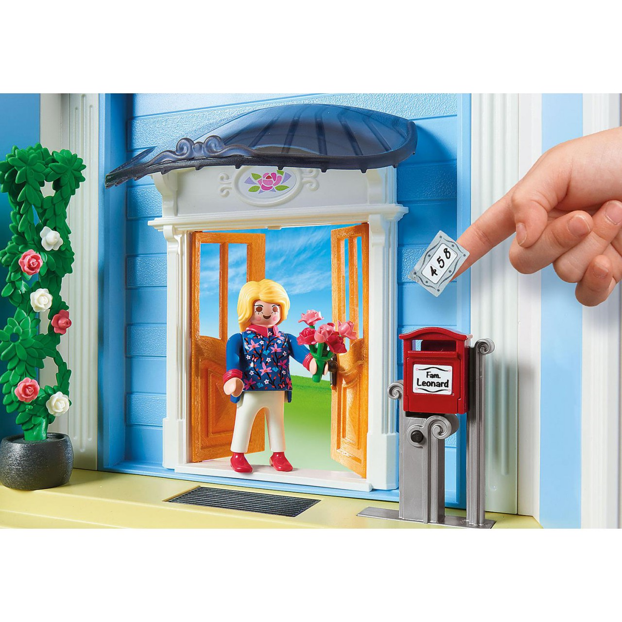 Playmobil Dollhouse 70205 Mein großes Puppenhaus