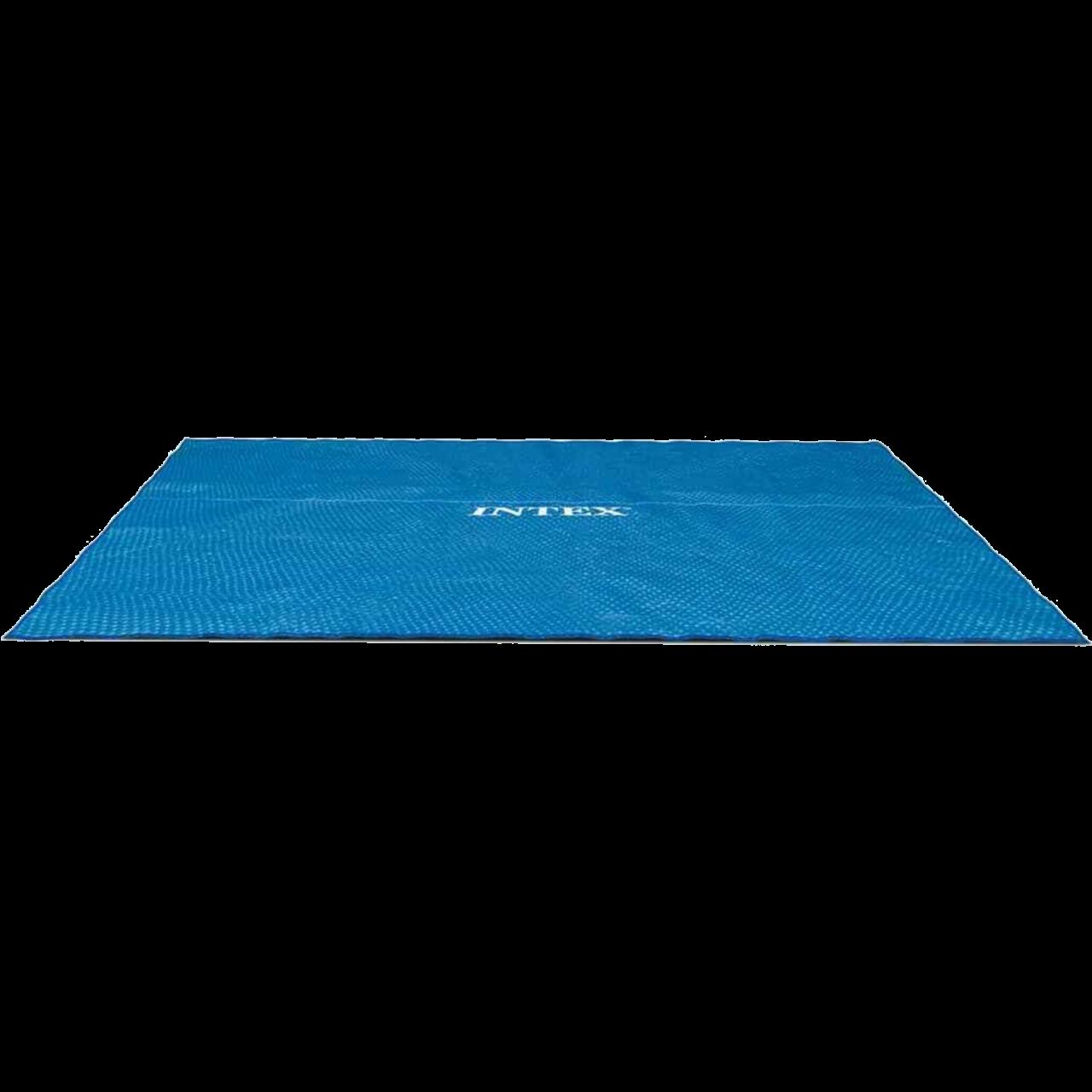 Intex Solarabdeckplane für 732x366cm Ultra Frame Pool Solarplane Abdeckung 29027