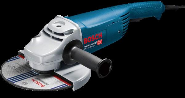 Bosch Winkelschleifer GWS 22-230 JH mit Zusatzgriff Professional