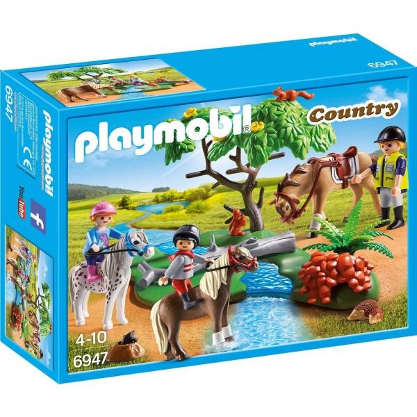 Playmobil 6947 Fröhlicher Ausritt