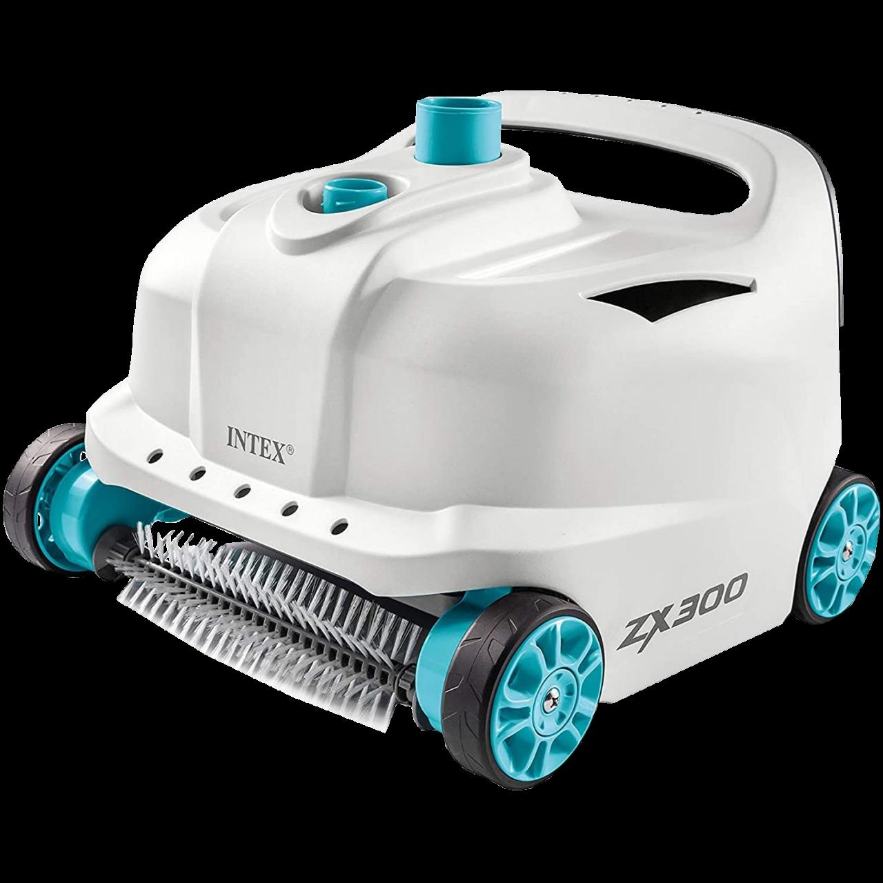 Intex 28005 Deluxe Auto Pool Cleaner ZX300 Poolroboter Bodensauger Poolreiniger