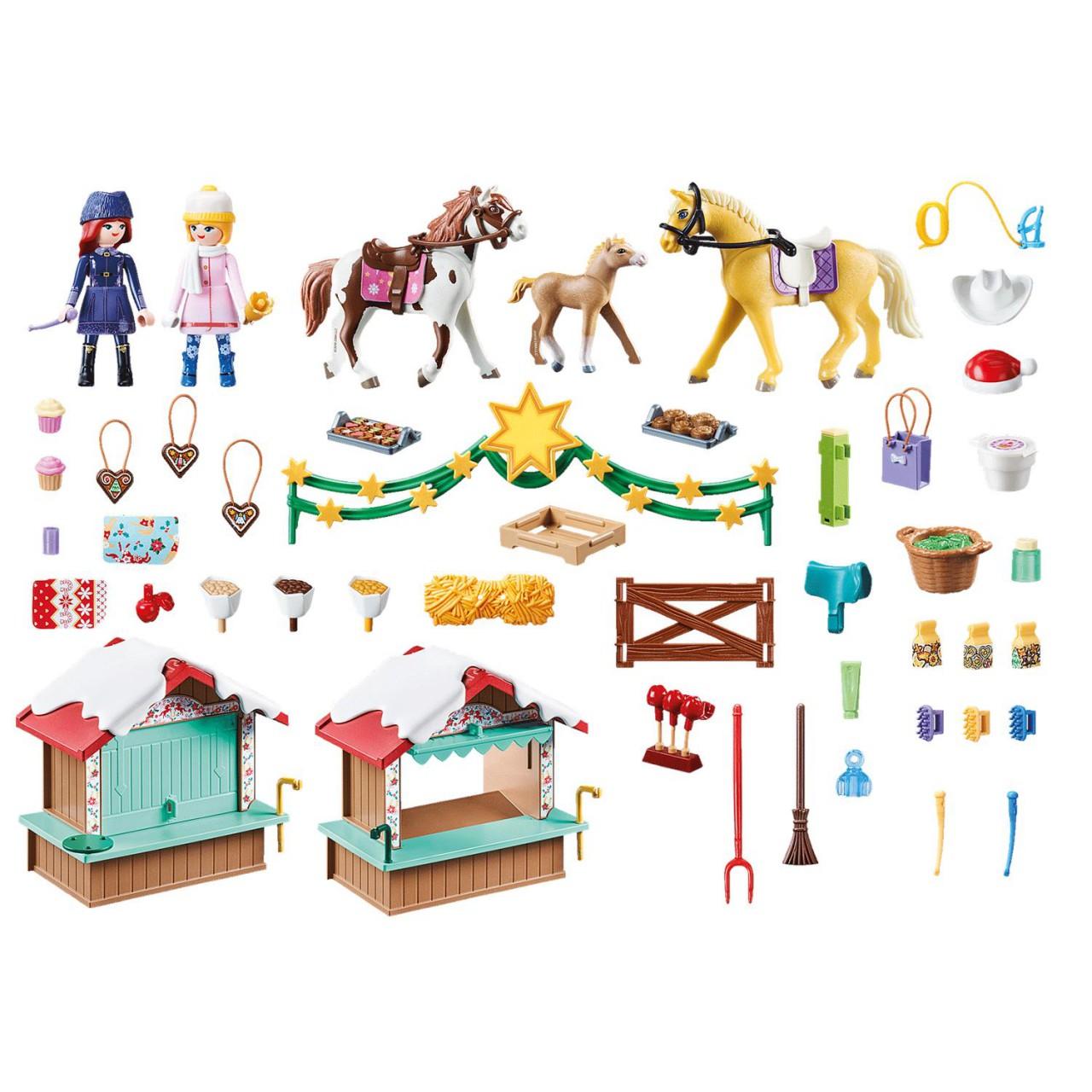 Playmobil 70395 Weihnachten in Miradero