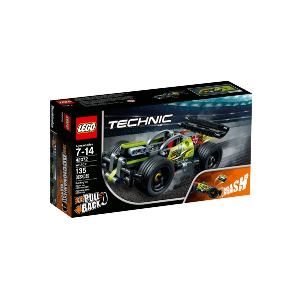 LEGO TECHNIC 42072 Zack Rückziehauto