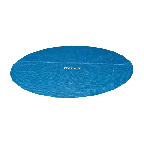 Intex Solarabdeckplane für Ø366cm Easy & Frame Pool Solarplane Abdeckplane 29022