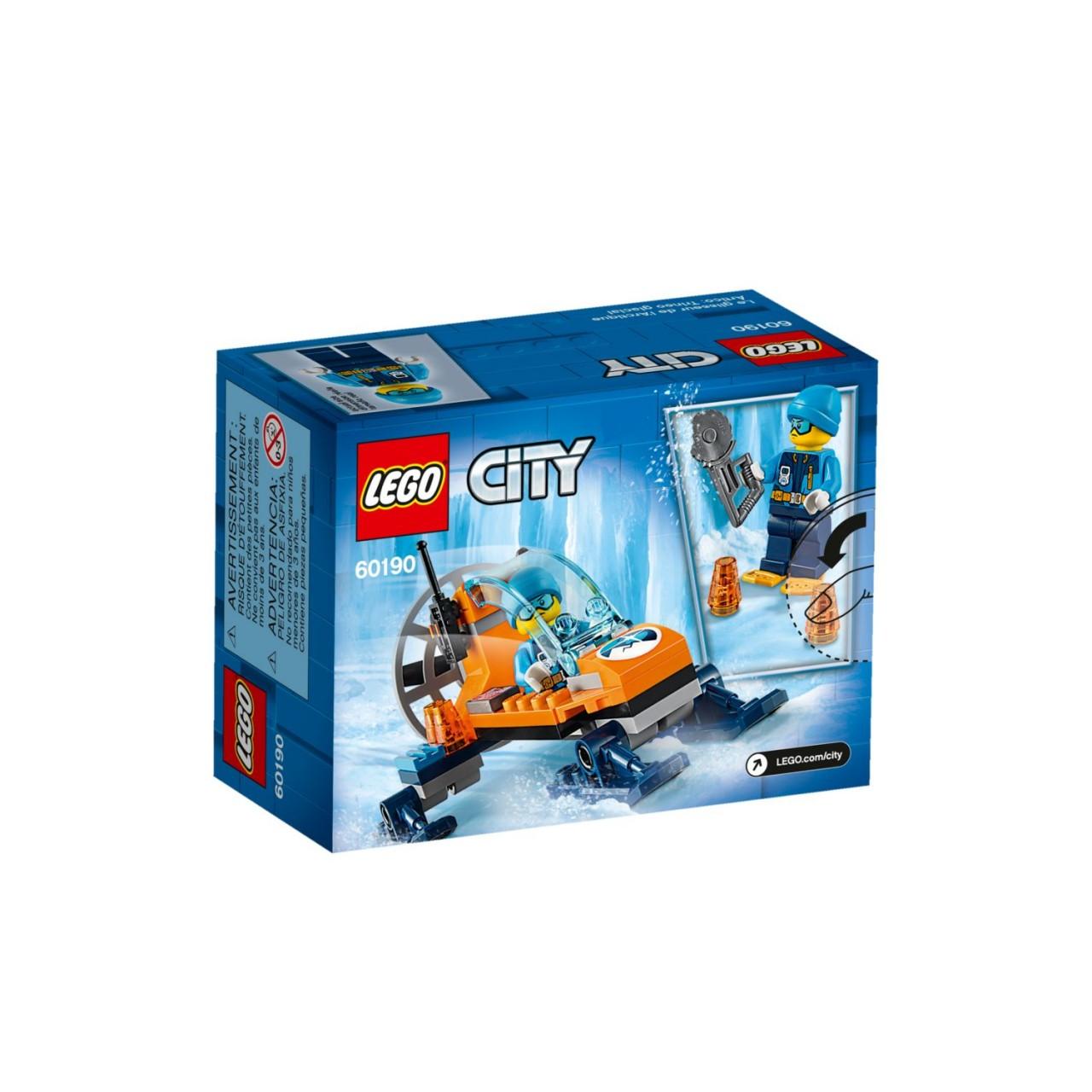 LEGO CITY 60190 Arktis-Eisgleiter