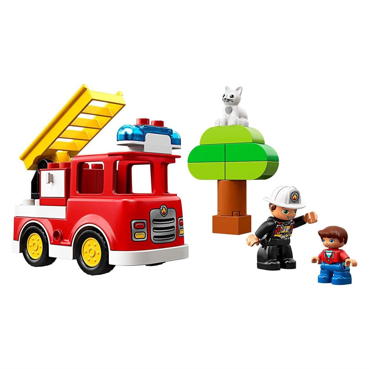 LEGO DUPLO 10901 Feuerwehrauto