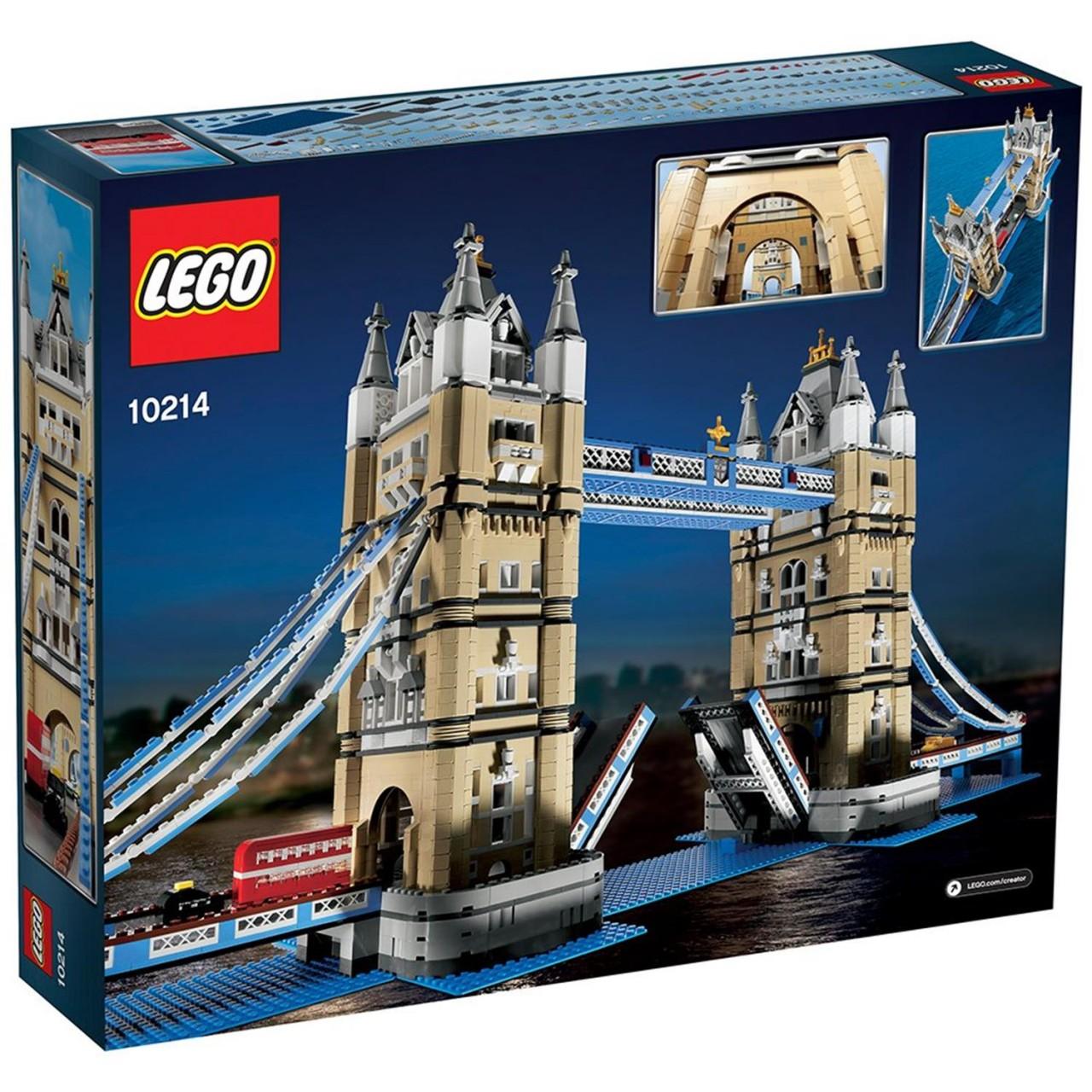 Lego Creator 10214 Tower Bridge NEU & OVP