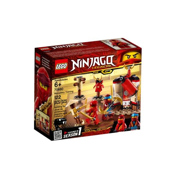 LEGO NINJAGO 70680 Ninja Tempeltraining