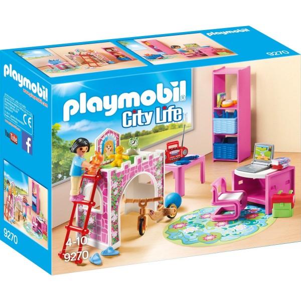 Playmobil 9270 Fröhliches Kinderzimmer