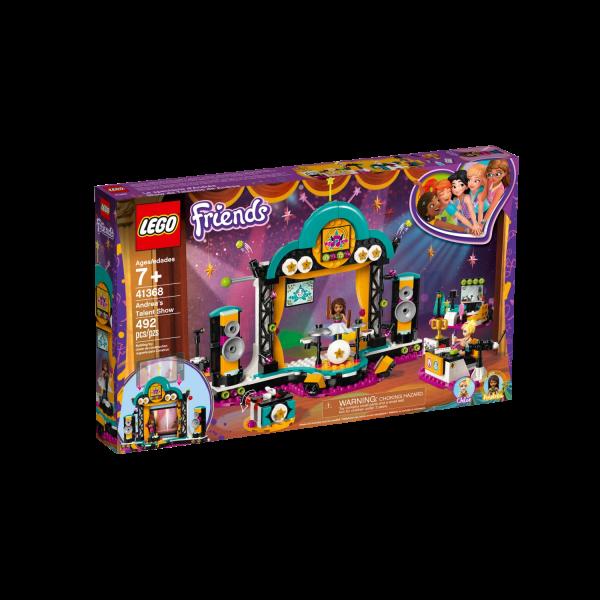 LEGO FRIENDS 41368 Andreas Talentshow