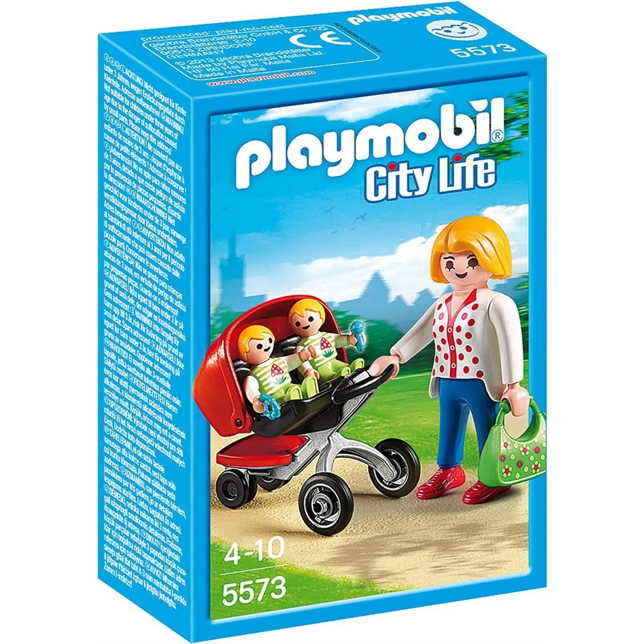 Playmobil 5573 Zwillingskinderwagen