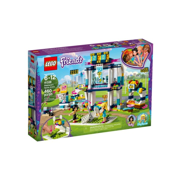 LEGO FRIENDS 41338 Stephanies Sportstadion